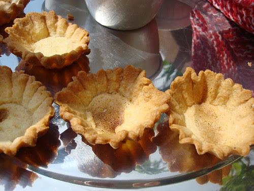 Mürbteig - Short pastry