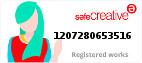 Safe Creative #1207280653516