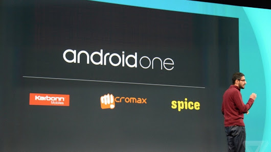 Google reveals the first ultra-cheap Android One smartphones