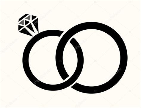 Wedding Rings Vector ? Stock Vector © lilac design #95959500