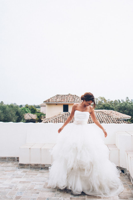 Sardinia Destination Wedding with a UK After Party