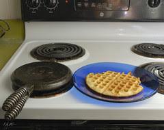 Waffle and Iron