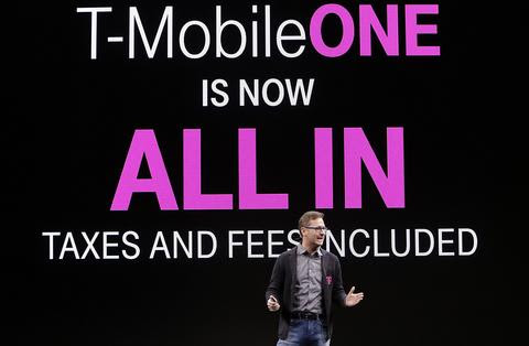 "T-Mobile eliminates cheaper postpaid plans, sells ""unlimited data"" only"