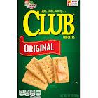 Keebler Club Original Crackers - 13.7 oz box
