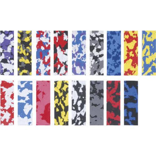 Red//Black Profile Design Non-Adhesive Splash Cork Bar Wrap