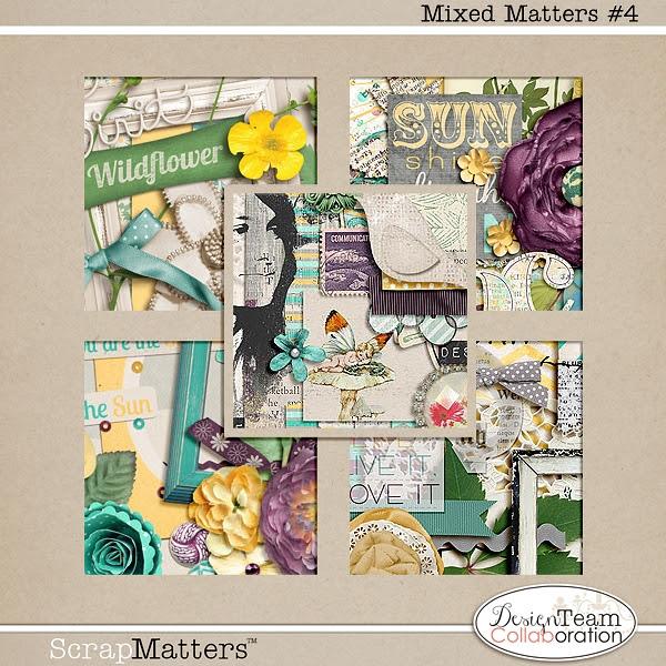 Mixed Matters #4