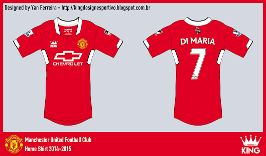Manchester United Football Club - FM - 64º Campeonato de Mockups