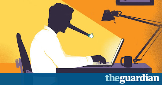 How technology disrupted the truth | Katharine Viner | Media | The Guardian