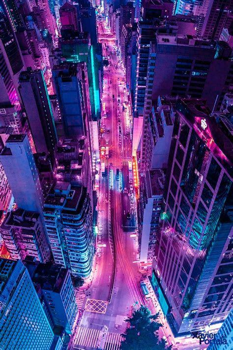 xavier portela cyberpunks pinterest neon