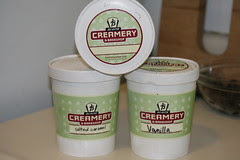 Ice Cream from Bi-Rite Creamery, San Francisco, CA