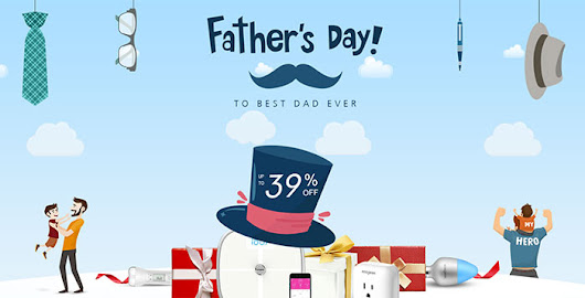 Koogeek Father's Day Promotion & Giveaway - JayceOoi.com