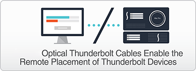 Insignia Cables Soneto óptico Thunderbolt