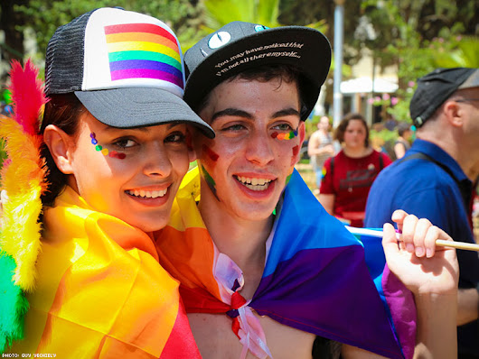 Tel Aviv Pride Parade to Be World's First Bisexuality-Themed Parade