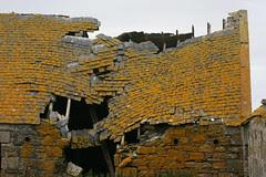 Vallay steading roof