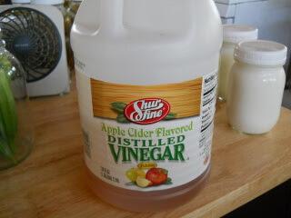 Apple Cider Vinegar for Preserving Okra