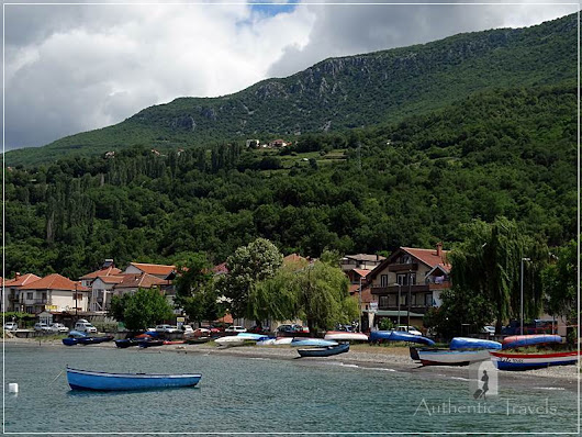 Exploring the surroundings of the Ohrid Lake - Macedonia - Authentic Travels