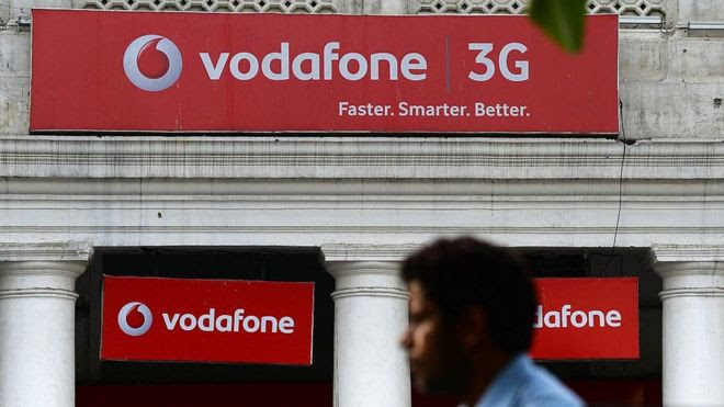 #Vodafone's #Indian unit and #Idea #Cellular announce #merger #jio #reliance