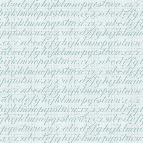 30-light_teal_PASTEL_monochromatic_typography_script_GF_12_and_a_half_inches_SQ_350dpi_melstampz