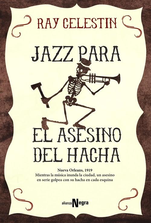 Resultado de imagen de jazz para el asesino del hacha