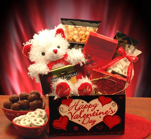 Romantic Valentine S Day Gifts For Her Vallentine Gift Card