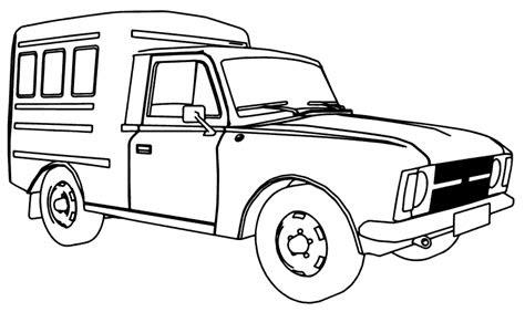 araba boyama sayfasi araba boyama sayfalari car coloring