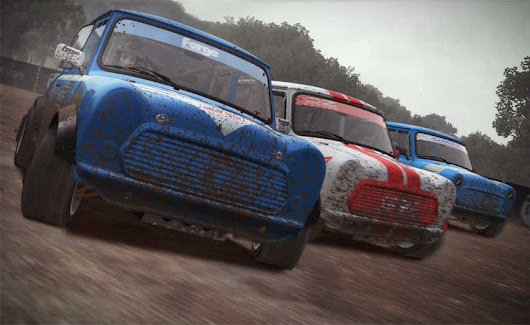 DiRT Rally April update adds new series, cars, gravel Pikes Peak, more