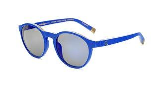 Klein Blue Sunglasses – Round Blue , by Yves Klein