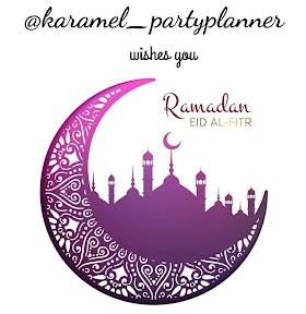 Kartu Undangan Idul Fitri