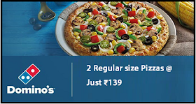 Domino S Pizza 2 For 1
