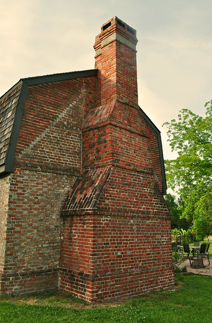 Weblin House Chimney