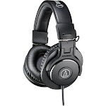 Audio-Technica ATH M30X Over-Ear Headphones