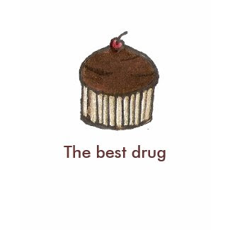 cupcake, The best drug shirt