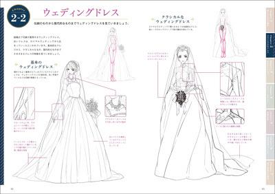 ドレスの描き方電子有 書籍ムック 玄光社
