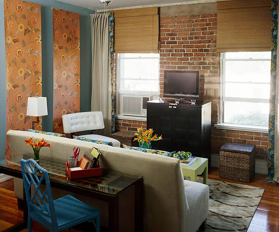 Live Large in a Small Space: Ideas for Decorating Apartments, Rentals, and Other Tight Spots