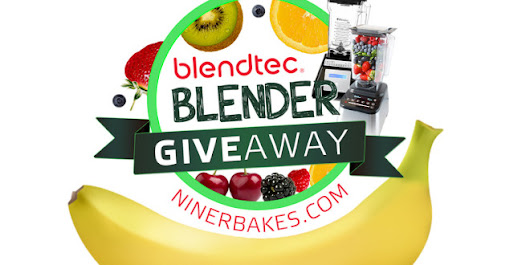 Blender Giveaway: Blendtec Designer 725 & Twister Jar - Enter now to win!