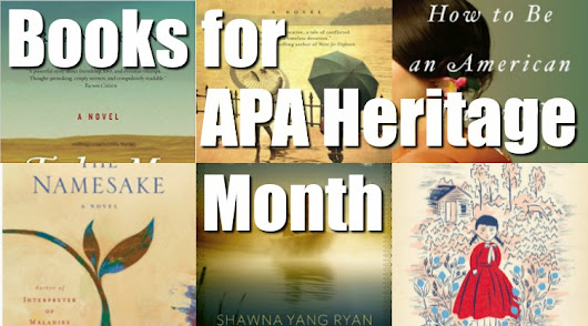 Asian American Historical Fiction - HapaMama