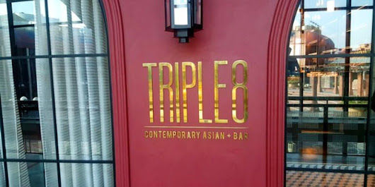 Triple8, Khel Gaon Marg, New Delhi Pan-Asian Restaurant