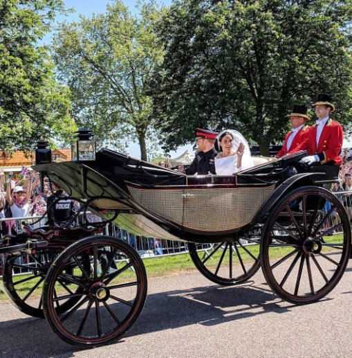 Yolande's Yard: From Harlem To Windsor For The Royal Wedding (Photos And Video)