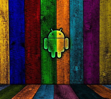 Andy Wood Rainbow Android wallpaper HD