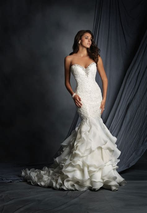 Alfred Angelo Quick Delivery Wedding Dresses   Style 2527