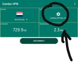 Combo VPN settings for mtn Free Browsing
