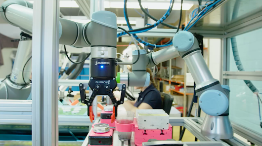 6 Industries That Have Been Improved by Robotic Automation