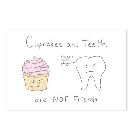 zęby a muffiny