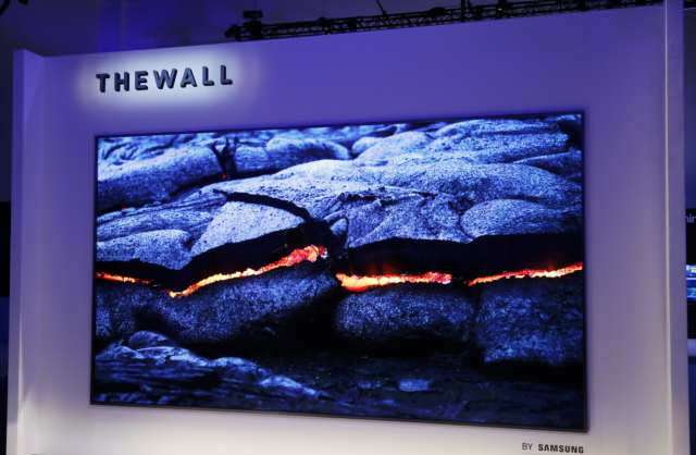 Samsung The Wall 146-inch Micro-LED TV