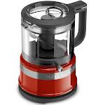 KitchenAid KFC3516HT 3.5 Cup Mini Food Processor - Hot Sauce