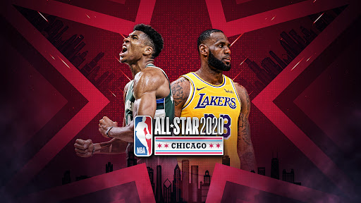 Avatar of Lakers' LeBron James, Bucks' Giannis Antetokounmpo named starters and captains for 2020 NBA All-Star Game