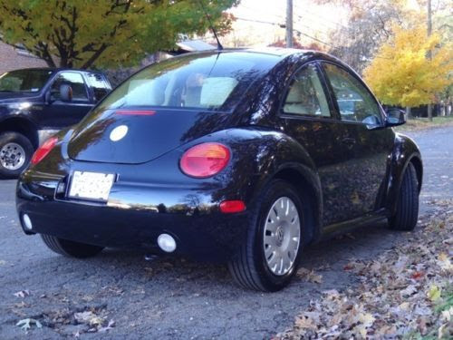 Purchase Used 2005 Volkswagen Beetle Gl Hatchback  0l In Washington District Of