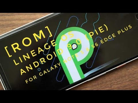 S6 Edge Plus Pie Rom
