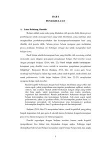 Skripsi Bab 4 Kuantitatif Ide Judul Skripsi Universitas