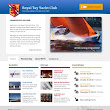 Royal Tay Yacht Club Website / Carnoustie Creative